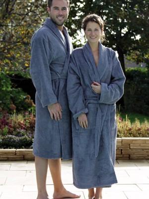 Damenbekleidung Bademantel
