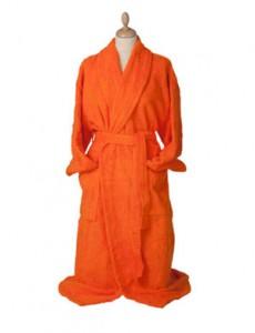 Bademantel - Erwachsene AR025 Bright Orange