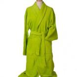 Bademantel - Erwachsene AR025 Lime Green