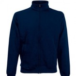 Classic Sweat Jacket F457N Deep Navy