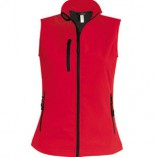 Damen Softshell Bodywarmer KBK404 Red