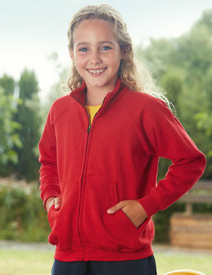 Kinderbekleidung Sweat Jacket