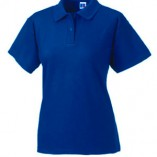Ladies Poloshirt 65-35 Z539F Bright Royal