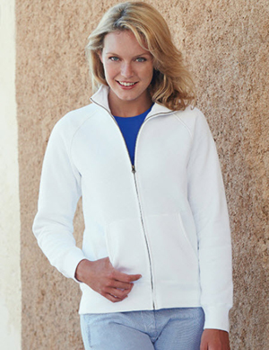 Damenbekleidung Sweat Jacket
