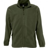 Men Fleecejacket North L742 Army