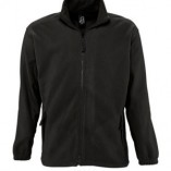 Men Fleecejacket North L742 Black