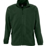 Men Fleecejacket North L742 Fir Green