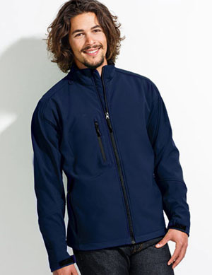 Herrenbekleidung Softshell-Jacket