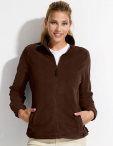 Womens Fleecejacket North L745