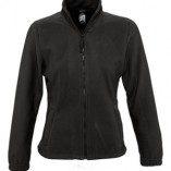Womens Fleecejacket North L745 Black