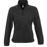 Womens Fleecejacket North L745 Charcoal Grey
