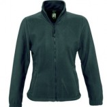 Womens Fleecejacket North L745 Fir Green