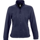 Womens Fleecejacket North L745 Navy