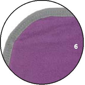 6 – Lila Borte Grau