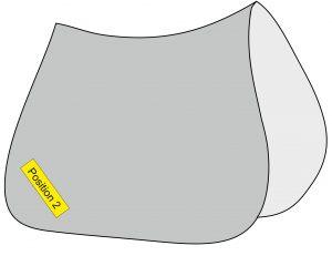 Position 2 (Einseitig rechts)