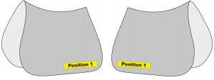 Position 1 (Beidseitig)