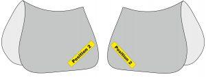 Position 2 (Beidseitig)
